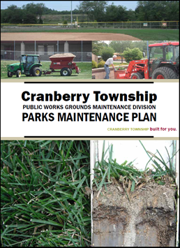 Parks Maintenance Plan