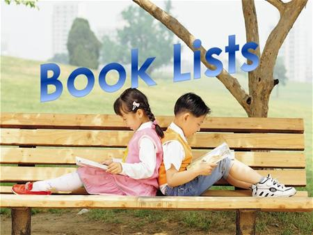booklists link button